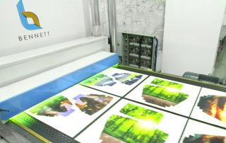 direct to corrugate high speed digital printing jetmaster