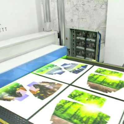 direct to corrugate high speed digital printing jetmaster