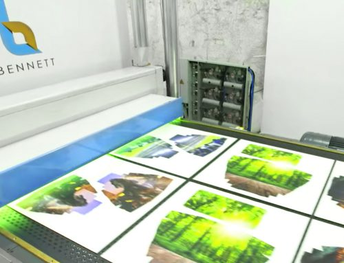 Our Digital Printers Are The Best For Retail Displays & Packaging