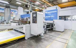 Barberan Jetmaster Digital Printing Direct To Corrugate