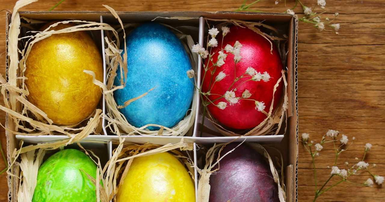 Easter Retail Display