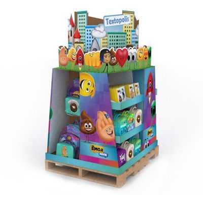 Retail Display Club Store POP Full Pallet
