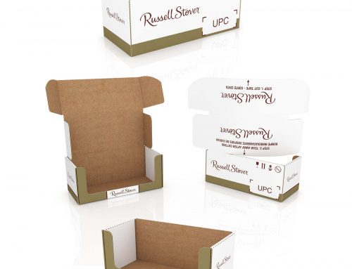 Retail-Ready Packaging Helps Get Product On Store Shelves