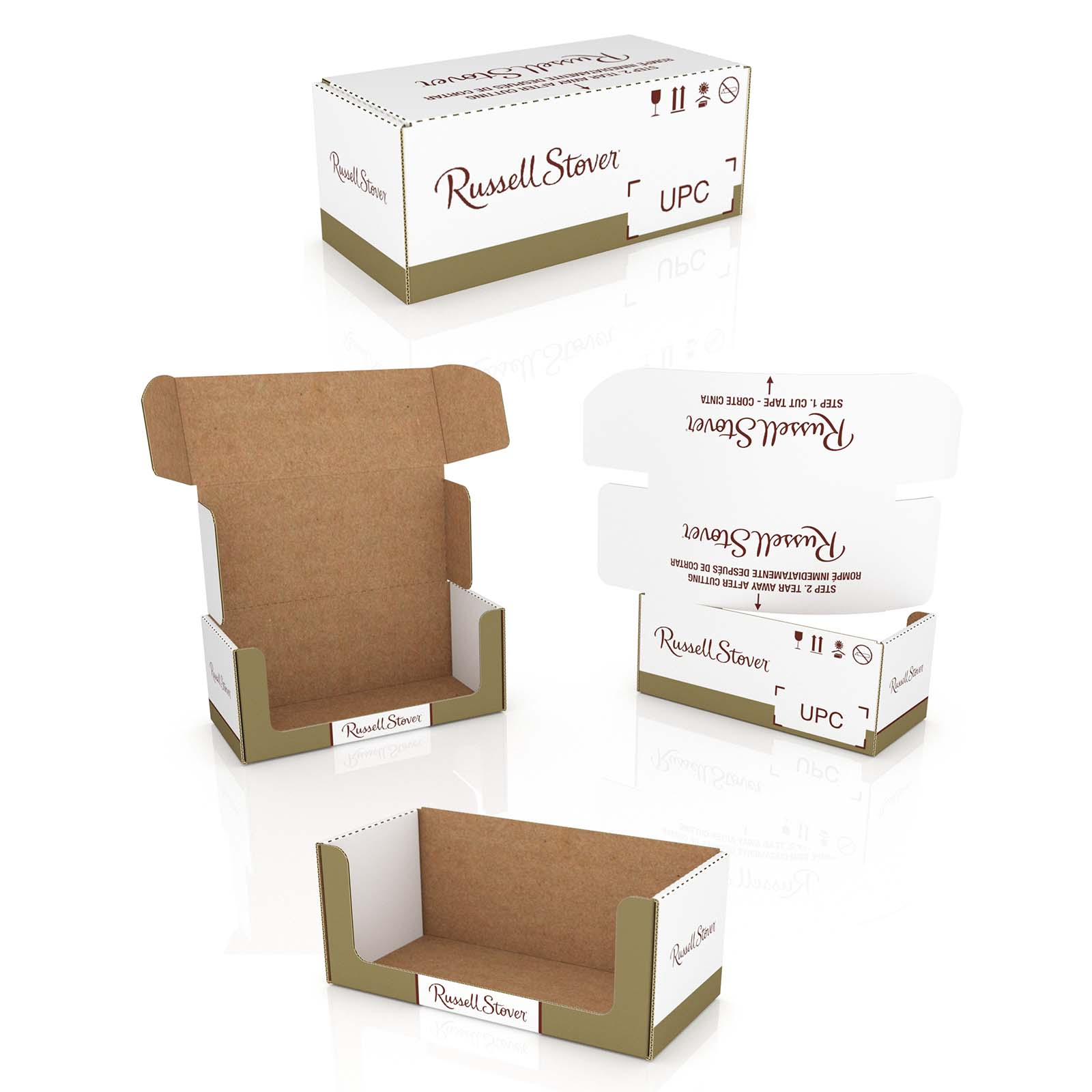 Shelf-Ready Packaging Retail Ready SRP RRP