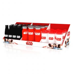PDQ Tray Counter Display