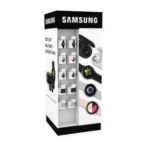 Floorstand Floor Display Retail Electronics