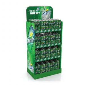 Retail Display Beverage POP