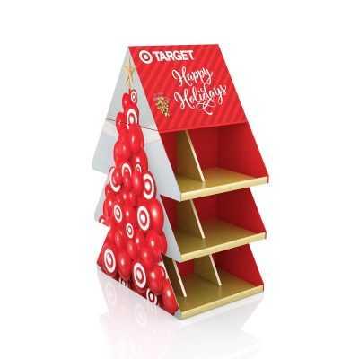 Retail Display Holiday POP