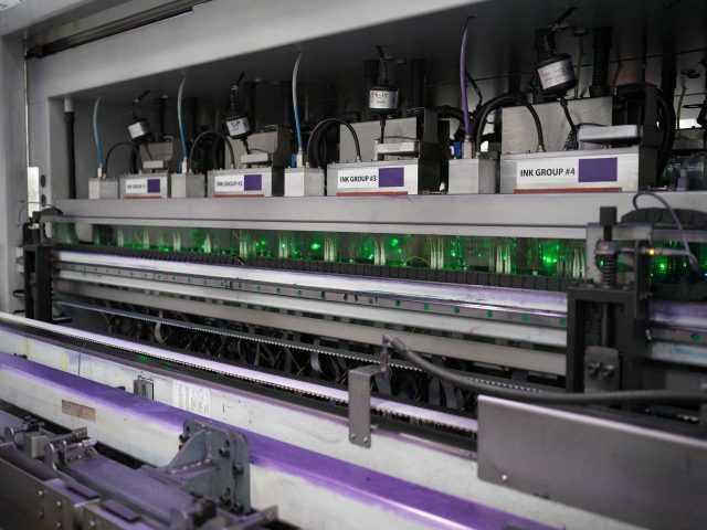 Digital Printing Jetmaster Barberan
