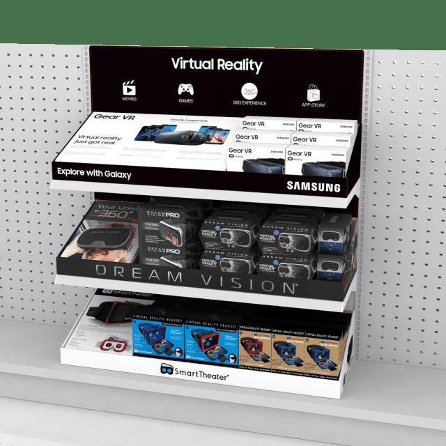 Shelf Display Electronics
