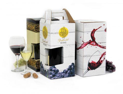 Create Innovative Custom Wine Packaging With Digital Printing