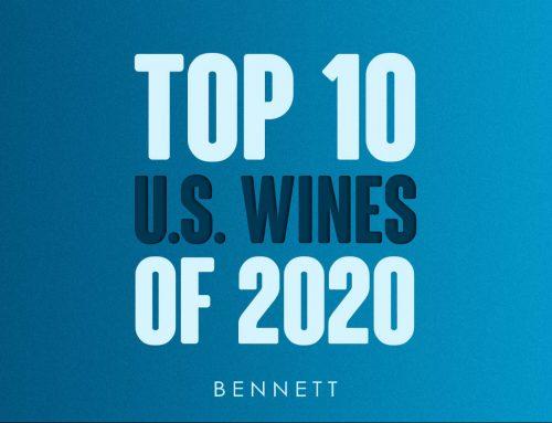 Top 10 U.S. Wines of 2020