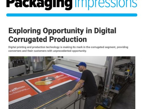 Bennett Featured On Packaging Impressions | Digitally Printed Custom Packaging